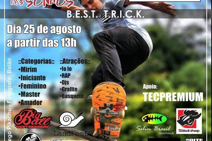 Skate dos Sonhos & New Skate Apresentam Best Trick no Clubão em São Paulo/SP - (Clique e Compartilhe)
