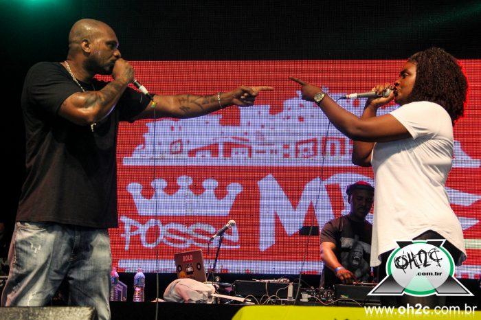 Mv Bill e Kmila CDD Fecham com Chave de Ouro a Festa de Lançamento da Posse MRF (Mentes Revolucionária da Favela) em Santos/SP - (Clique e Compartilhe)