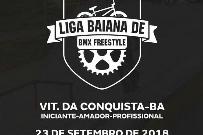 Chamada para 3ª Etapa da Liga Baiana de BMX Freestyle no Sudoeste do Estado da Bahia - (Clique e Compartilhe)