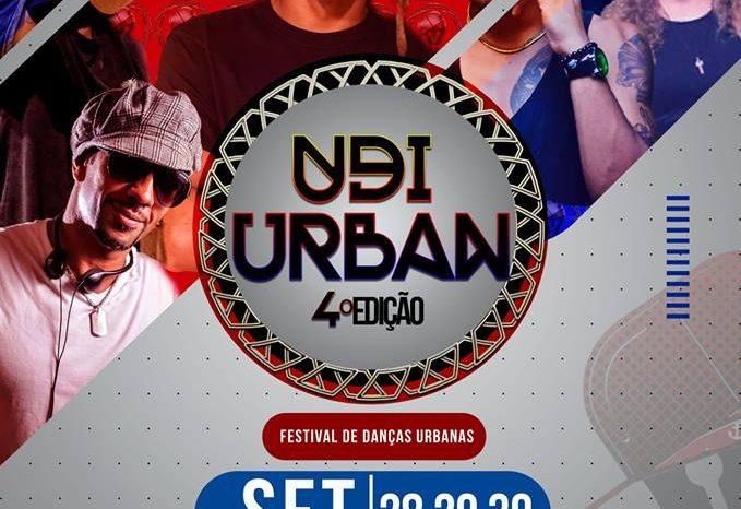 Confira a Programação Completa do 4º Udi Urban - Festival de Danças Urbanas de Uberlândia/MG - (Clique e Compartilhe)