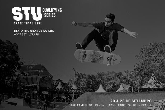 """STU Qualifying Series - Modalidades Street e Park """"Etapa Rio Grande do Sul"""" - (Clique e Compartilhe)"""
