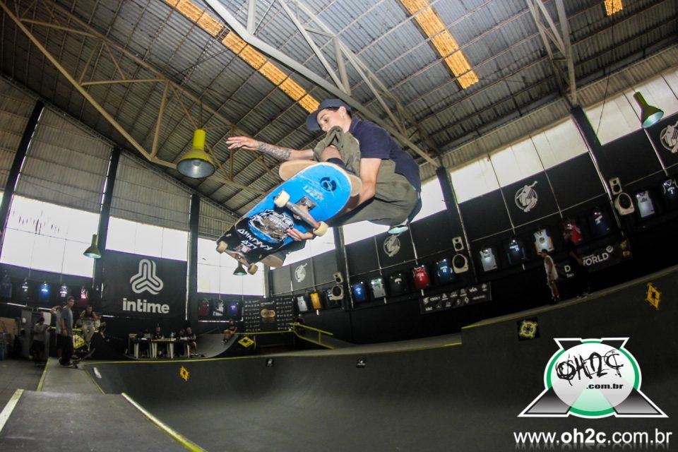 Fotos do Campeonato Brasileiro de Skate Banks na Intime Skate Park em Santos/SP - (Clique e Compartilhe)