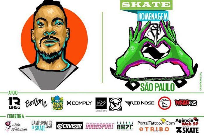 Skate Homenagem SP Apresenta seus Artistas – (Clique e Compartilhe)