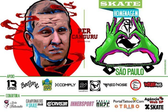 Skate Homenagem São Paulo Apresenta Per Canguru – (Clique e Compartilhe)