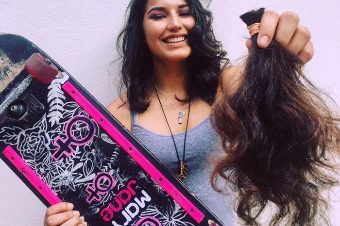Skatista e Team Manager da Mary Jane Conscientiza as Mulheres sobre o #OutubroRosa - (Clique e Compartilhe)