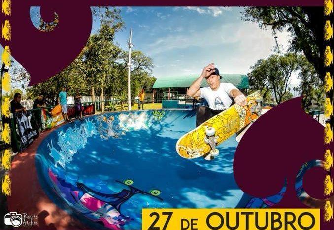 """King Of Park """"Campeonato de Skate Vert & Street"""" em Cubatão/SP - (Clique e Compartilhe)"""