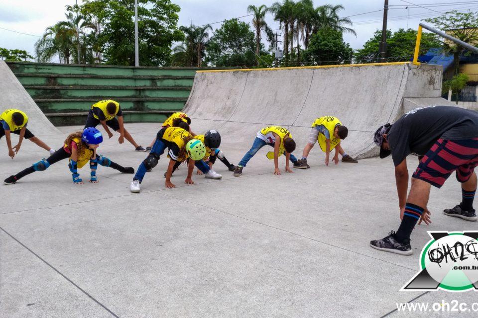 Fotos do Projeto Skate Escola da Associação Vicentina de Esportes Radicais - AVERA de São Vicente/SP - (Clique e Compartilhe)