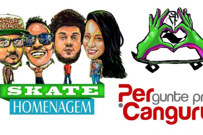 """Skate Homenagem SP 2018 no Canal do """"PERgunte pro CANGURU"""" - (Clique e Compartilhe)"""