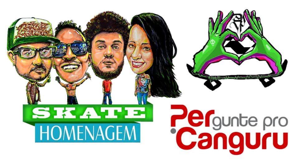 """Skate Homenagem SP 2018 no Canal do """"PERgunte pro CANGURU"""" - Portal OH2C"""