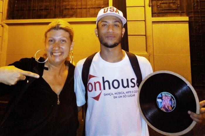 """Dançarino do Litoral de São Paulo Mostra Força da Nova Geração """"On House"""" - (Clique e Compartilhe)"""