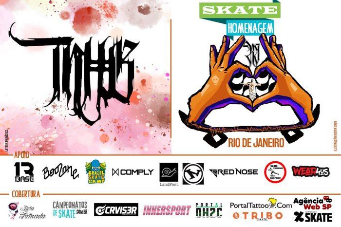 Skate Homenagem Rio de Janeiro Apresenta MHS – (Clique e Compartilhe)