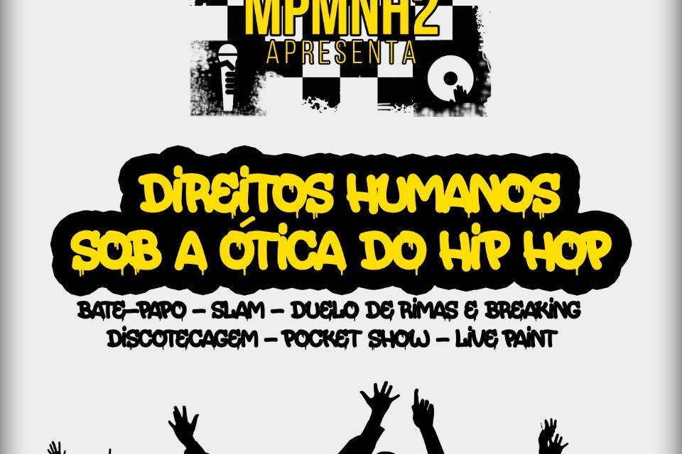 Direitos Humanos Sob a Ótica do Hip Hop em Santos/SP - (Clique e Compartilhe)