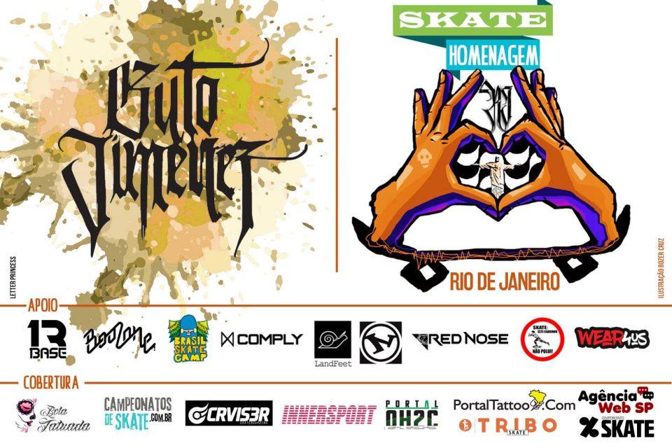 Skate Homenagem Rio de Janeiro Apresenta Guto Jimenez – (Clique e Compartilhe)