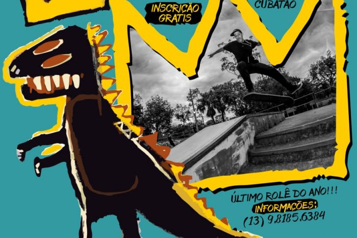"""2° Edição do King Of Park """"Campeonato de Skate - Street"""" em Cubatão/SP – (Clique e Compartilhe)"""