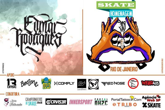 Skate Homenagem Rio de Janeiro Apresenta Edmar Rodrigues – (Clique e Compartilhe)
