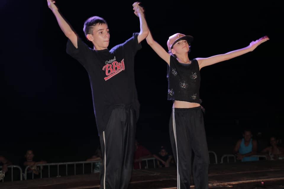 """Crianças do Breaking são Destaques no """"Viva Verão"""" em Peruíbe/SP - (Clique e Compartilhe)"""