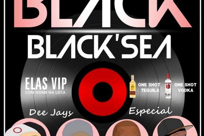 """BlackCia Apresenta """"BLACK BLACK'SEA"""" Edição Especial Beef JA RULE Vs 50 CENT em Santos/SP - (Clique e Compartilhe)"""