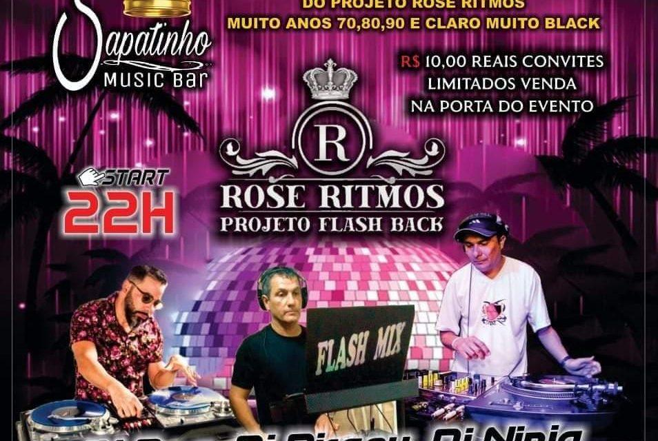 Baile de Aniversário do Projeto Rose Ritmos em Santos/SP - (Clique e Compartilhe)
