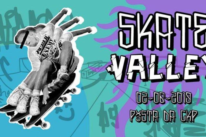 Vento Sul Valinhos Apresenta 3º Skate Valley - 2019 - (Clique e Compartilhe)