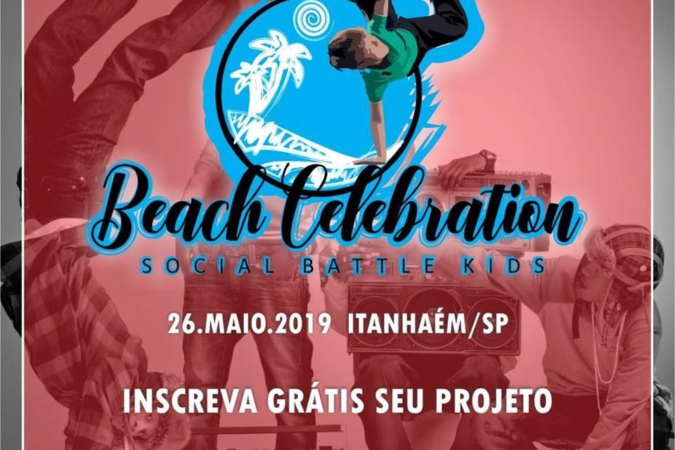 Campeonato de Breaking Reúne Crianças de Projetos Sociais - (Clique e Compartilhe)