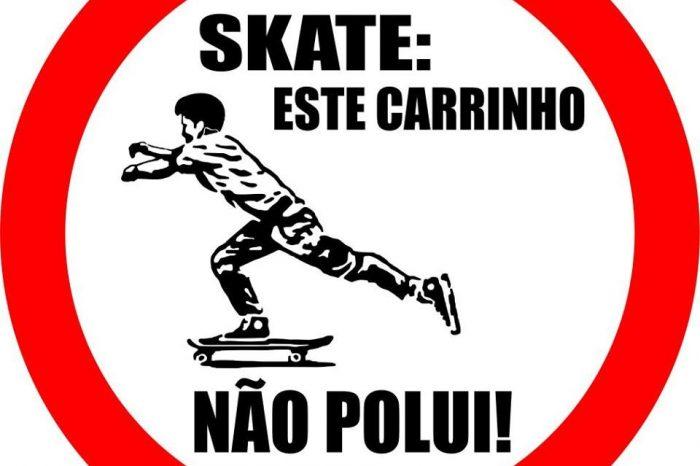 Desconstruindo a SECNP/Skate: Este Carrinho Não Polui! - Portal OH2C
