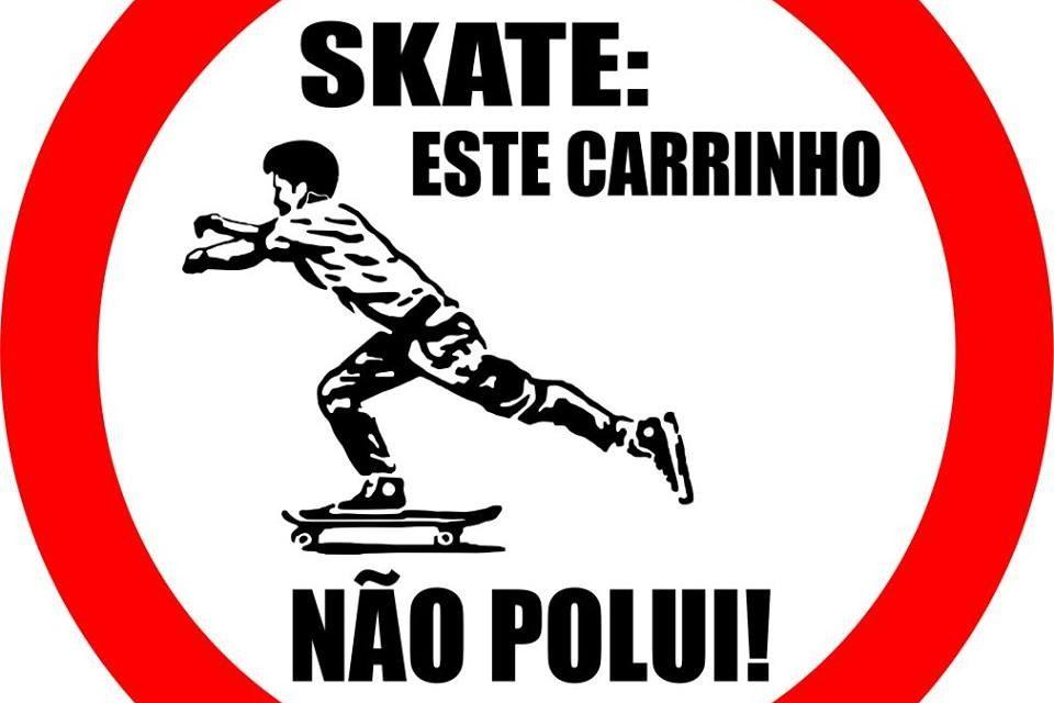 Desconstruindo a SECNP/Skate: Este Carrinho Não Polui! - (Clique e Compartilhe)