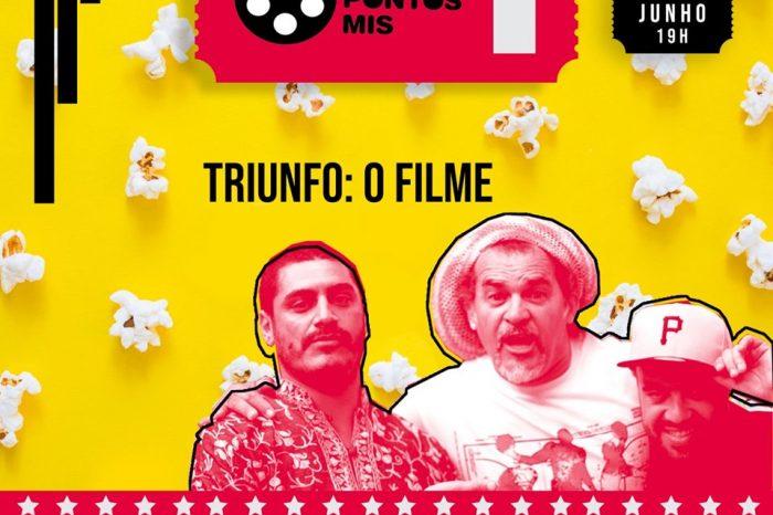 Pontos MIS Filmes e Movimento Hip Hop Guarujá Apresenta Filme Documentário do Grande Nelson Triunfo - (Clique e Compartilhe)