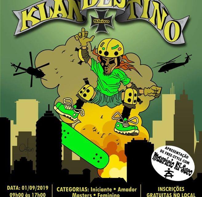 1º Street Skate Jam Session Klandestino Skivo - Portal OH2C