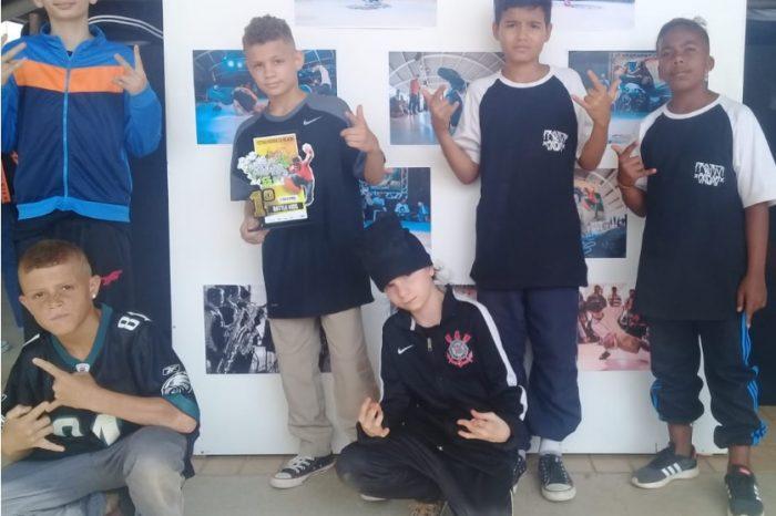 Crianças dão Show em Campeonato de Breaking em Brasília/DF - Portal OH2C