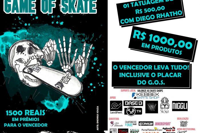 """Game of Skate no 2º Sorocaba Tattoo Expo """"3ª Ação Circuito Skate Desconstruído"""" - Portal OH2C"""