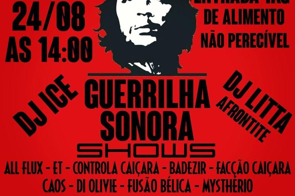 Dj's Ice e Litta Afrontite no Guerrilha Sonora em Santos/SP - Portal OH2C