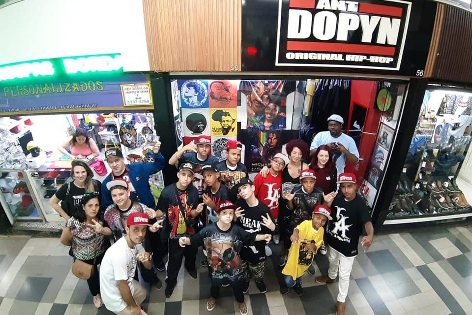 Nova Geração do Hip Hop Percorre Galerias e Ruas de São Paulo - Portal OH2C