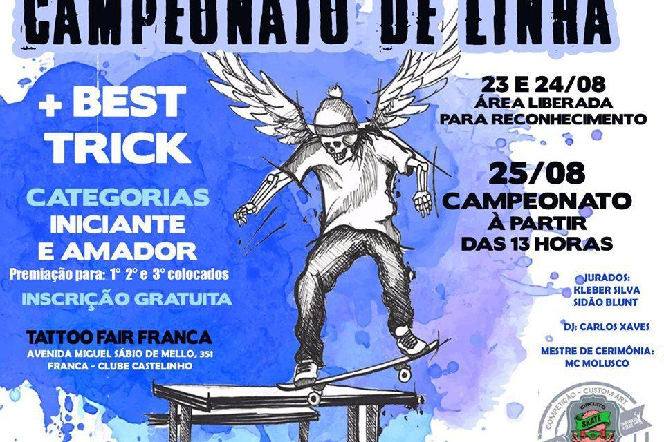 Skate Desconstruído - Campeonato de Linha e Best Trick - Portal OH2C