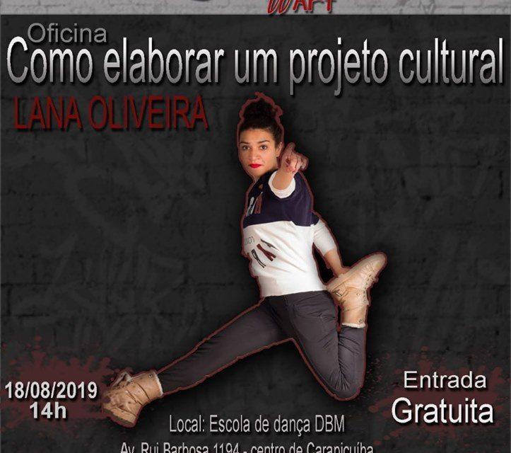 """PALESTRA GRATUITA """"Como Elaborar Projetos Culturais"""" Realizada pelo Projeto Soul Graffiti Art - Portal OH2C"""