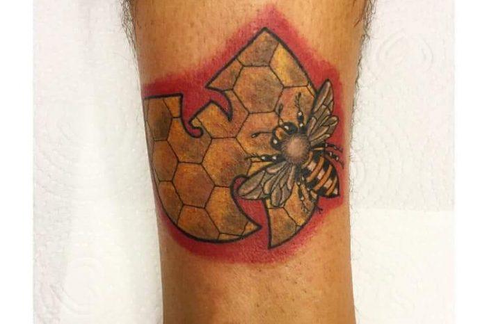 Tatuadora Aline Torchia e a Arte do Wu Tang Clan - Portal OH2C