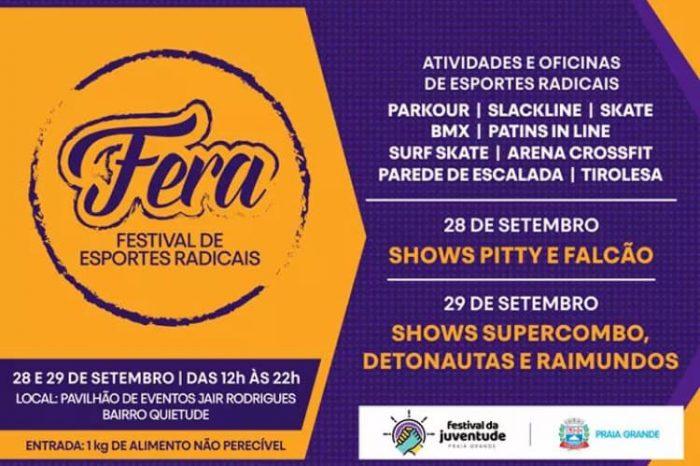 Festival de Esportes Radicais Invade Praia Grande/SP - Portal OH2C