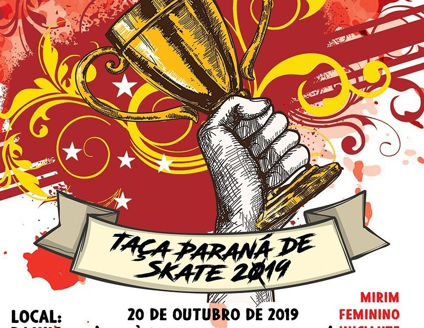 Terceira Etapa da Taça Paraná de Skate 2019 - Portal OH2C