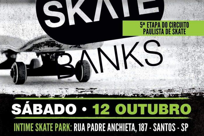 "DP World Santos Apresenta ""Skate Banks 2019"" - Portal OH2C"