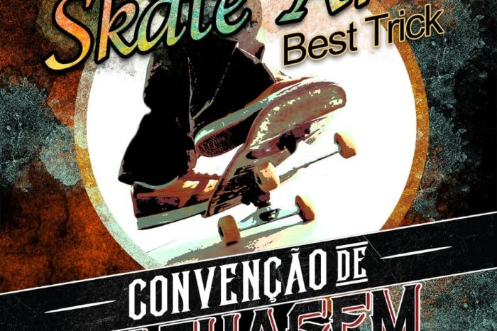 BEST TRICK SKATE ART na Convenção Internacional de Tatuagem de Joinville/SC - Portal OH2C