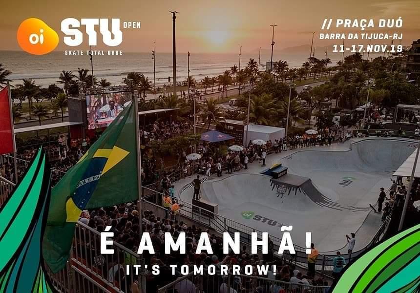 Oi STU Open - Maior Campeonato de Skate e Cultura Urbana da América Latina - Portal OH2C