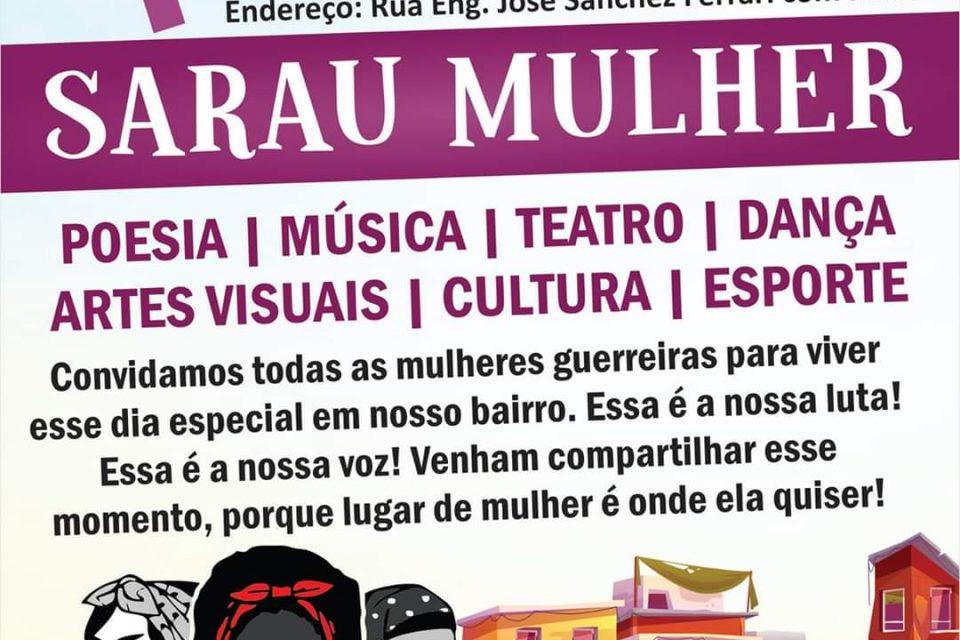 """PossePar Apresenta """"Elas na Quebrada"""" Sarau Mulher em Bertioga/SP - Portal OH2C"""