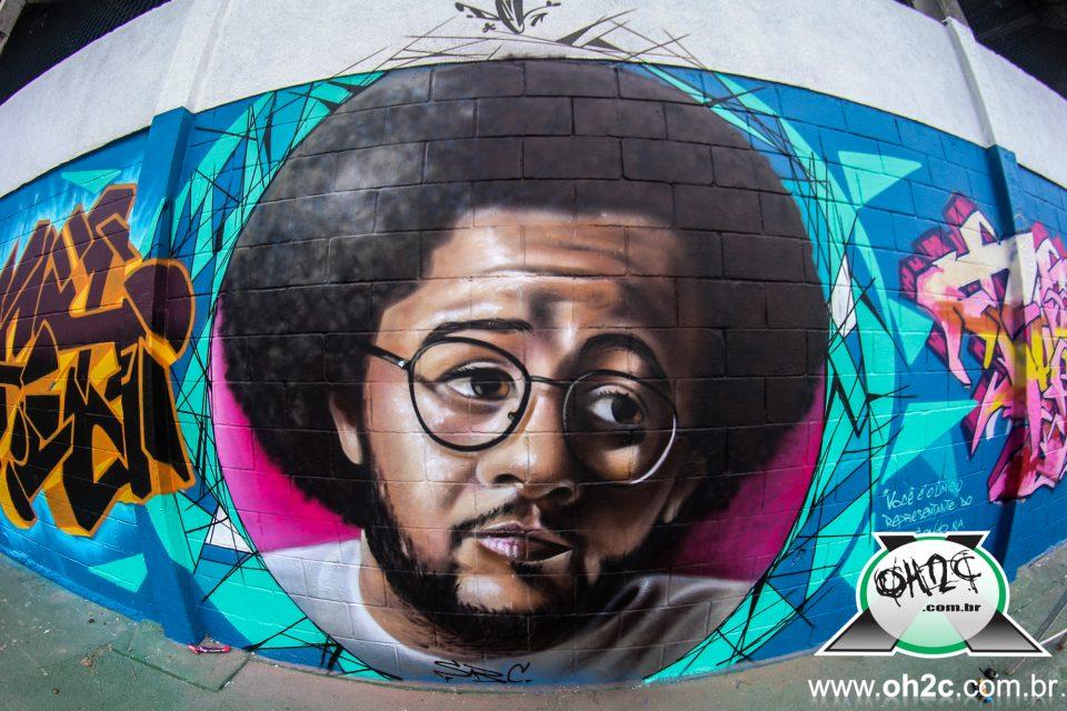Como Foi a 20ª Mostra de Graffiti e Festa de Natal do Hip Hop no Guarujá/SP - Portal OH2C