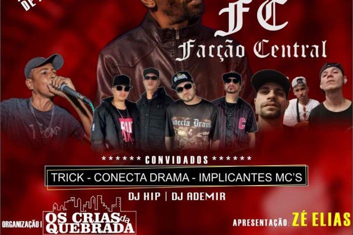 """Festa No Guetto """"Parte I"""" com Facção Central e Convidados em São Vicente/SP - Portal OH2C"""