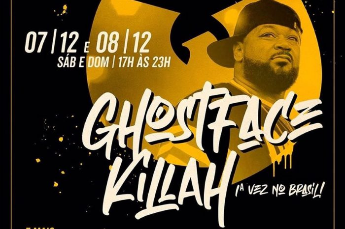"Rapper Ghostface Killah no ""Festival Batuque 2019"" no Sesc Santo André/SP – Portal OH2C"