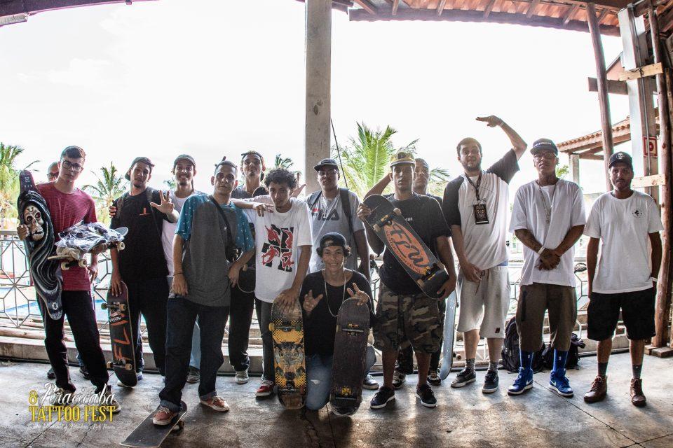 Como foi o Game of Skate do Skate Desconstruído no 8º Piracicaba Tattoo Fest - Portal OH2C
