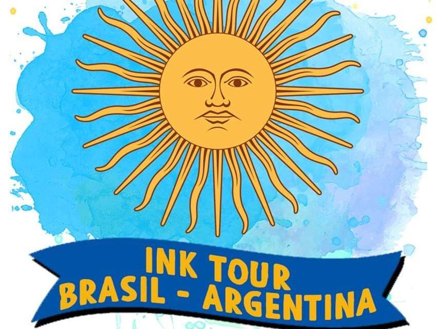 "Mondo Pixel Apresenta Ink Tour Brasil Argentina ""Tattto Trip"" - Portal OH2C"