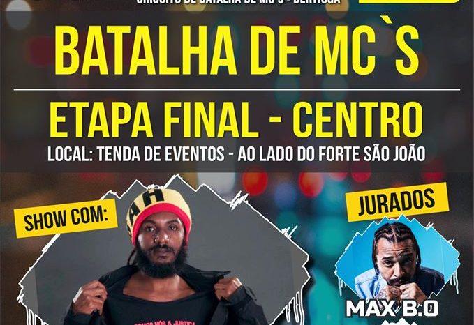 Rapper Sombra (SNJ) na Etapa Final do Circuito de Batalhas de Mc's de Bertioga/SP - Portal OH2C