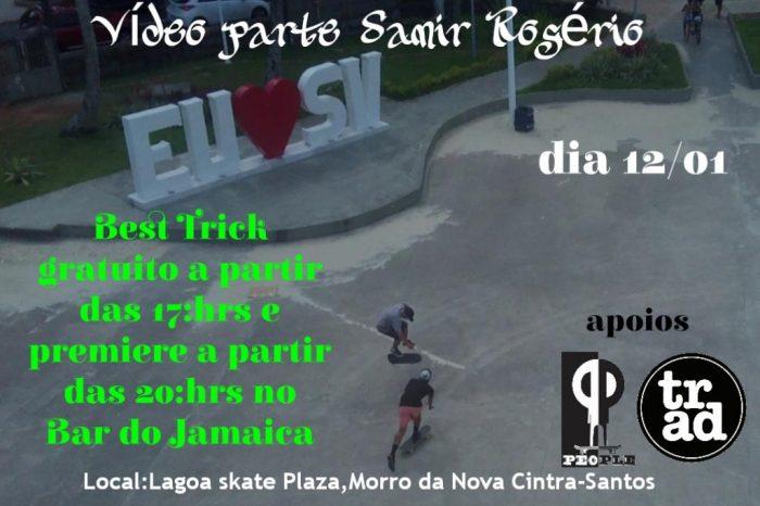 People Skateboard's Apresenta Premier do Atleta Samir Rogério - Portal OH2C