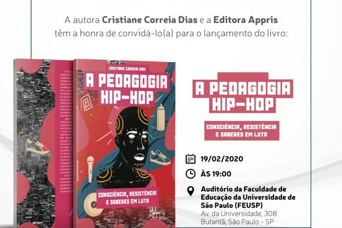 """Lançamento do Livro - """"A Pedagogia Hip-Hop: Consciência, Resitência e Saberes em Luta"""" - Portal OH2C"""