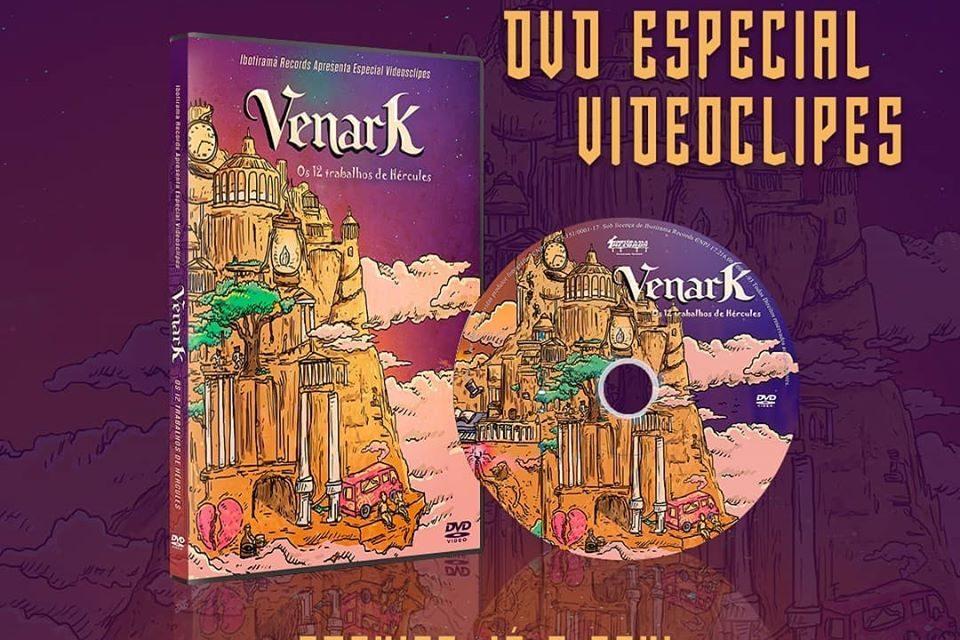 """Ibotirama Records Apresenta Especial Vídeos Clipes """"Venark - Os 12 Trabalhos de Hércules"""" - Portal OH2C"""